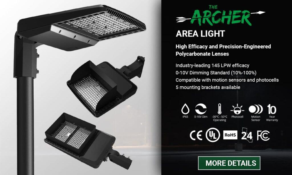 Atg Led Lighting Archer